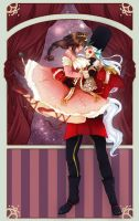 PPalace: Nutcracker Mini Event by DeathByChopsticks