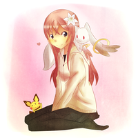 Lilypichu by Roos-Vicee