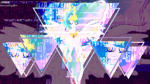 glitch celestia VIP by illumnious