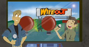 WK- Wipeout by TrishaBeakens