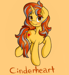 (COMMISSION) Cinderheart by Ink-Dash