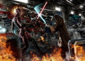 Star Wars Tribute - 5 by MeetMrCampbell