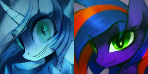 Icons #5 by FoxInShadow