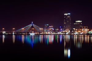 Danang night by garki