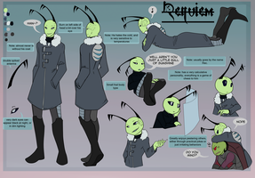 Requiem Reference Sheet by TheEvilTeaDrinker