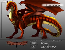 Dragons - Hvedrunger by EjLowell
