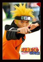 Naruto Cos by Acedemond