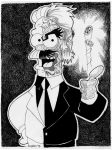 Ned Two-Face Flanders by misfitcorner