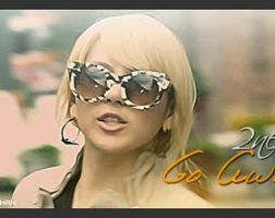 2NE1 - Go Away CL GIF by RozaChan