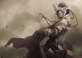 Warrior Within by wacalac