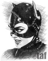 Catwoman by Tracer67