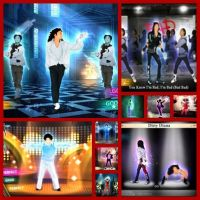 Michael Jackson the experience 2 by BlueRosePetalsQueen