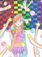 In a world of color by elenavill