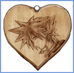 Sora Woodburning by Miina-san