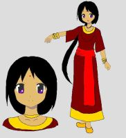 new hetalia oc india by NekoAngel133