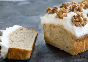 Walnut Cake by iconsPhotography