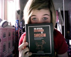 Official Dictionary Of Sarcasm. by LeHob