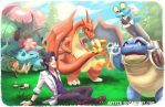 Pokemon Starters! by Attyca