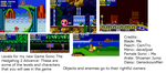 Sonic The Hegehog 2 Advance Levels by TheRedThunder360