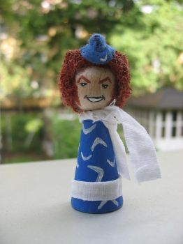 Cones: Captain Boomerang by Poison-Harley