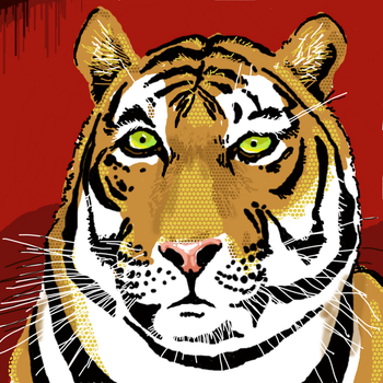 Tiger Wong by sonnywong001