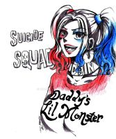Suicide Squad : Harley Quinn by 15DEATH