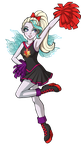 school spirit Faybelle by sparks220stars
