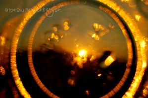Sunset...Through the Glass II by Andrew-Bowermaster