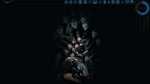 Rainmeter - Batman by zarkinfrood55