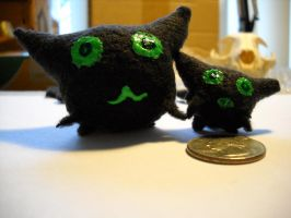 Coal Tar Plush by VampireSin