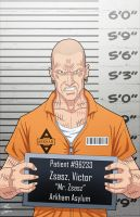 Victor Zsasz locked up by phil-cho