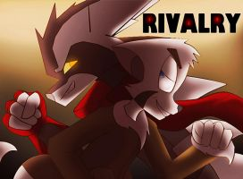 DK rivalry-alternate by Sw1tchbl4de