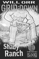 Grid:Down Shady Ranch Sneek peek cover page by willorr