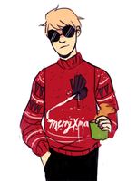 Sweater by flaxens
