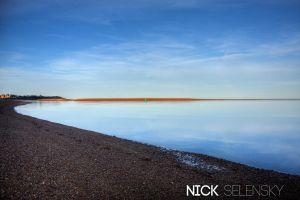 Long Exposure Sea by Nick356