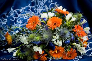 Brial Bouquet by ShutterBug07