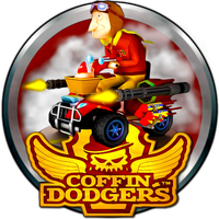Coffin Dodgers by POOTERMAN