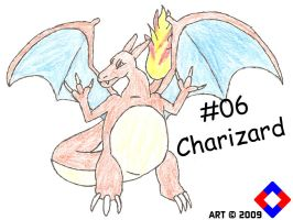 Request: Charizard by NS-Games