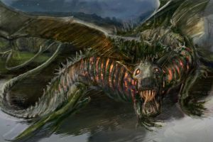 dragon 3 by Flockhart