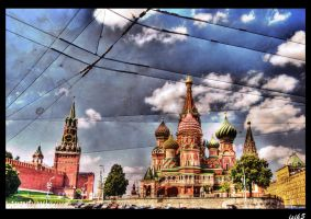 Through the Wires HDR by ISIK5