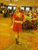 Animefest '12 - Arriety by TexConChaser