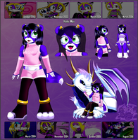 Full Redesign .:Himi Mei:. by Saftkalas