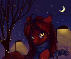 Winter by DragonAtaxia