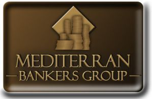 Mediterran Bankers Group Logo by hatesymphony