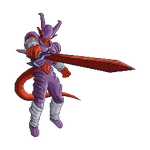 Super Janemba Sprite by Xtreme1992