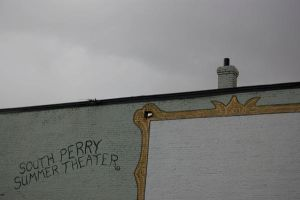South Perry Smokestack by SirZebra