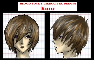 Kuro Redesign by Smileyface102g