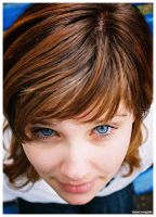 Blue Eyes by VictorAZZuRo