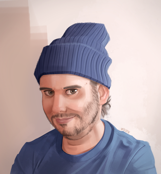 Ethan Klein by ItsWolven