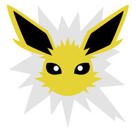 Jolteon by HannahrArt
